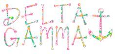 delta gamma :)