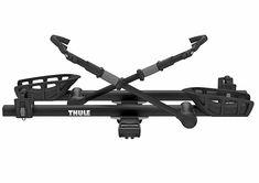 Thule Pro XT 2 - Platform Hitch-Mount Bike Rack Hitch Receivers/Fits 2 Bikes) - Black Premium platform hitch bike carrier delivers maximum strength, security and user friendliness. Hitch Mount Bike Rack, Bike Hitch, Bike Mount, Best Bike Rack, Thule Bike, Car Racks, Fat Bike, Bicycles