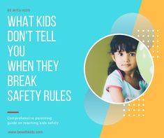 Your kids may break safety rules without knowing - how to teach your child about help requests from strangers - parenting safety tips #bewithkids, #kidssafety, #strangerdanger #positiveparenting, #kidssafetytips Safety Rules For Kids, Child Safety, Teaching Safety, Teaching Kids, Parenting Articles, Parenting Hacks, Parenting Toddlers, Kids And Parenting, School Safety