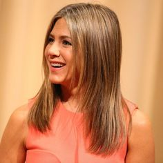 """Pin for Later: Jennifer Aniston on Her Late First Love: """"He Must Have Sent Me Justin"""""""