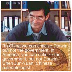 Jun-Yuan Chen, a Chinese paleontologist who was an acknowledged expert on the Cambrian explosion -- in which the major animal phyla appeared abruptly in the fossil record.