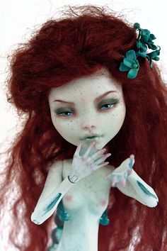 Monster High Ophelia 1 by candygears, via Flickr