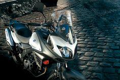 Suzuki V Strom 650 cc
