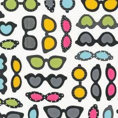 Robert Kaufman Fabric This and That Sunglasses by BellaFabrics