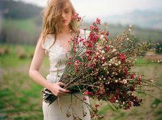 Con le ballerine verdiStyle shoot: Organic Wedding by Con le ballerine verdi