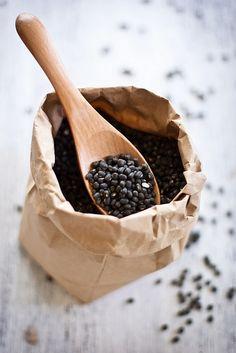 Black Lentils | Playful Cooking