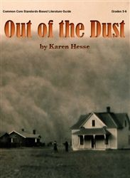 Literary analysis on out of the dust