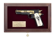 Honoring legendary American heroes & historic events with limited edition Elvis Presley 45 tribute pistol, commemorative pistols, and rifles from America Remembers.