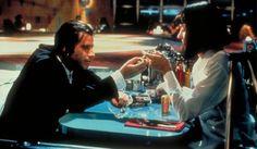 Pulp Fiction- Uma Thurman and John Travolt