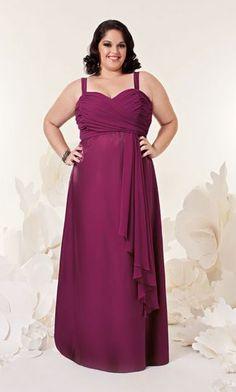 vestidos de  formatura para gordinhas 2012 - imagem 9