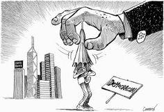 A democracia sitiada... (http://evivaafarofa.blogspot.pt/2015/04/a-democracia-sitiada.html)