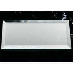 Rectangle Mirrored Glass Placemat / Centerpiece by Decorative Gifts, http://www.amazon.com/dp/B0040ZVJF6/ref=cm_sw_r_pi_dp_717mrb0KKWGB4