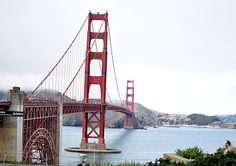 """San Francisco  We took advantage of the low airfares and visited San Francisco last week. As it worked out we picked a good week to go since Portland had the """"Storm of the Century"""". We only had one day of rain in San Francisco and we picked that day to visit the Museum of Modern Art.  Here are some photos of our trip.  The Golden Gate Bridge.  I went a little crazy with the row house pictures!  Most of these are from the Haight/Ashbury neighborhood.  They are so cute but besides needing a…"""