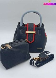 Handbags Online   Buy Handbags for women Discount   i Buy From India Branded Handbags Online, Beautiful Handbags, Online Sales, Designer Handbags, Leather Handbags, Women Accessories, India, Black, Cute Handbags