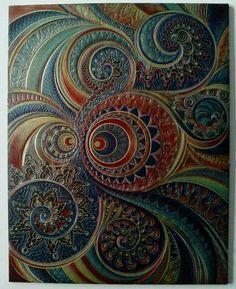 The stunning artwork of Nadia Satya.. - Album on Imgur