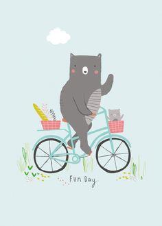 Aless Baylis 'Kaart Fun Day'