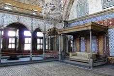 Harén del Palacio de Topkapi