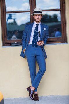 Blue Suit 4