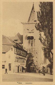 Jena, Berlin, Germany, History, Wwii, Painting, Weimar, Heidelberg, Erfurt