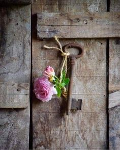 This Ivy House: Archive Old Keys, Flower Quotes, Old Doors, Rose Cottage, Aesthetic Vintage, Belle Photo, Aesthetic Wallpapers, Flower Arrangements, Beautiful Flowers