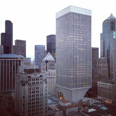 Rainier Square, Seattle. I always wondered how this building never tipped over.