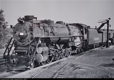 RailPictures.Net Photo: D&RGW 1701 Denver & Rio Grande Western Railroad Steam 4-8-4 at Colorado Springs, Colorado by Bruce Wilson