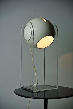 Gino SARFATTI Lampe 540G