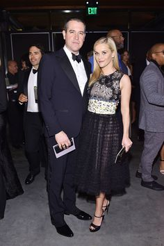 C Social Front. Baby2Baby Gala 2015 -- Jim Toth & Reese Witherspoon