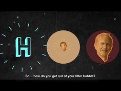 How can you burst your filter bubble? Bubble Video, Media Studies, Media Literacy, Bbc, Filters, Bubbles, Politics, Social Media, Youtube