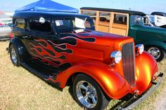 Cool Cars Pictures Hot Rod | Panoramio - Photo of 33 Annual - 2006, Daytona Turkey Run - Daytona Beach - Florida