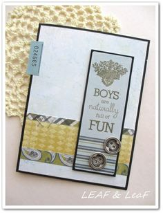 http://ameblo.jp/leafleaf-cards/entry-11602827002.html 男の子カード message card