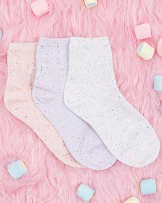 Speckled Socks