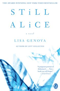 Compelling story of a woman coping with early onset Alzheimer. You can truly can identify with Alice and gain an understanding how this effects the individual and the family. I couldn't put it down...