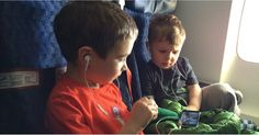 How I Survived a 6-Hour Flight Delay With 2 Kids