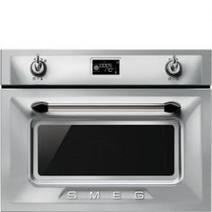 SF4920MCX: Oven Smeg designed in Italy, has functional characteristics of quality with a design that combines style and high technology. See it at www.smeguk.com
