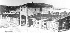 Gross-Rosen Concentration Camp.