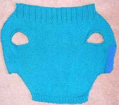 Free Knitting Hat Patterns For Men : Step-by-step instructions for our basic knitted dog sweater pattern. for th...