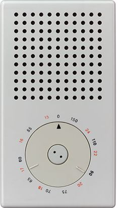 T3 Pocket Radio / Dieter Rams