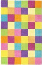 Girls Color Blocks Rug