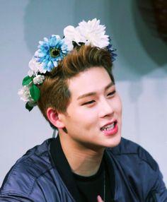 Jooheon from Monsta X