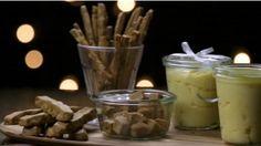 Biscuits aux épices et pistaches - Recettes - À la di Stasio