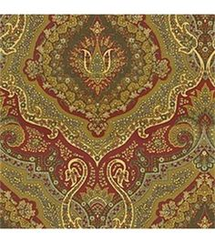 Home Decor Fabrics-Waverly Deluxe Cacharel Lacquer