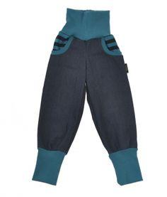 """Cooler Stoff - """"Tom"""" Jeans Pumphose mit Taschen"""
