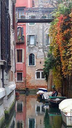Venise couleurs automne                                                                                                                                                                                 Plus