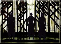 The Laramie Project - Set Design by Richard Finkelstein, Stage Designer