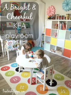 cute colorful kids playroom office space for mom combo love rooms like this amazing playroom office shared space