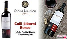 Colli Liburni – Rosso – Vino Biologico
