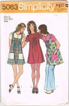 beeaa0b5f0b 1950s Baby Doll Pajamas Pattern McCalls 4030 Flirty Shortie PJs ...