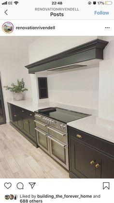 Kitchen Island, Kitchen Cabinets, Bungalow, Home Decor, Island Kitchen, Decoration Home, Room Decor, Cabinets, Home Interior Design