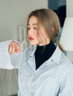 Here Are Some Great korean fashion trends 9102 Korean Fashion Trends, Korean Street Fashion, Korean Hair Color, Korean Hair Dye, Bora Lim, K Fashion, Trendy Hairstyles, Korean Hairstyles, Japanese Hairstyles
